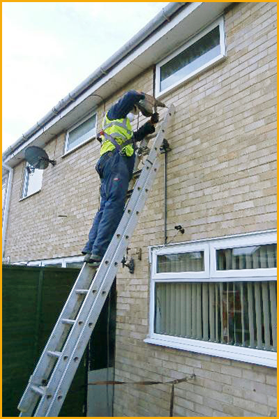 Northallerton cavity wall insulation grants